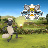 shaun the sheep: chick 'n' spoon game