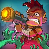 zombie idle defense game
