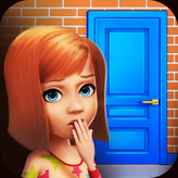 100 doors games: escape from school game