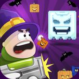 boss level: pumpkin madness game