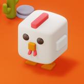 crossy chicken game
