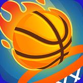dunk up basketball game