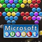 microsoft bubble game
