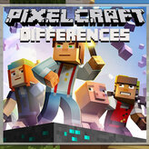pixelcraft differences game