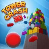 tower crash 3d game