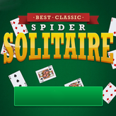 best classic spider solitaire game