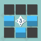 binary: a dual color game game