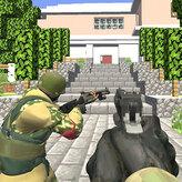 blocky siege game