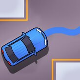 draw the car path game