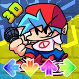 fnf music 3d game