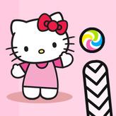 hello kitty pinball game