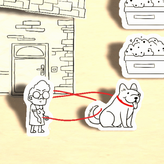 long leash game
