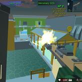 pixel crazy minecraft shooter game