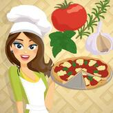 pizza margherita: cooking with emma game