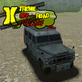 xtreme offroad car racing 4x4 game