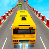 3d impossible bus stunt game