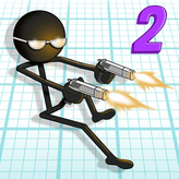 gun fu stickman game