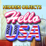 hidden objects - hello usa game