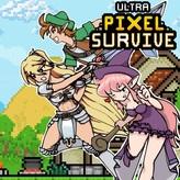 ultra pixel survive game