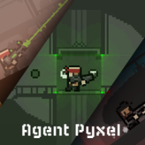 agent pyxel game