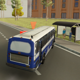 city bus simulator game