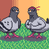 pigeon ascent game