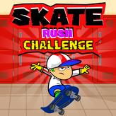 skate rush challenge game
