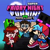 super friday night funkin' vs minecraft game
